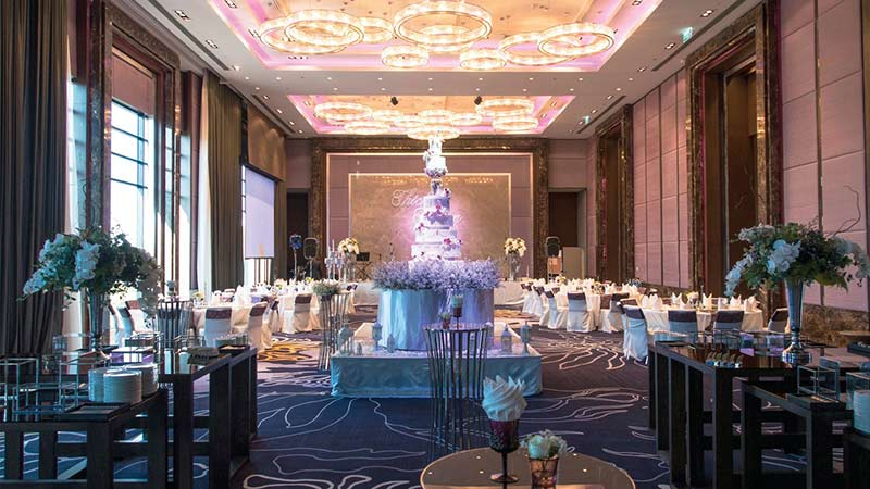 Unique Creative Out Of World Asia Wedding Venues 12