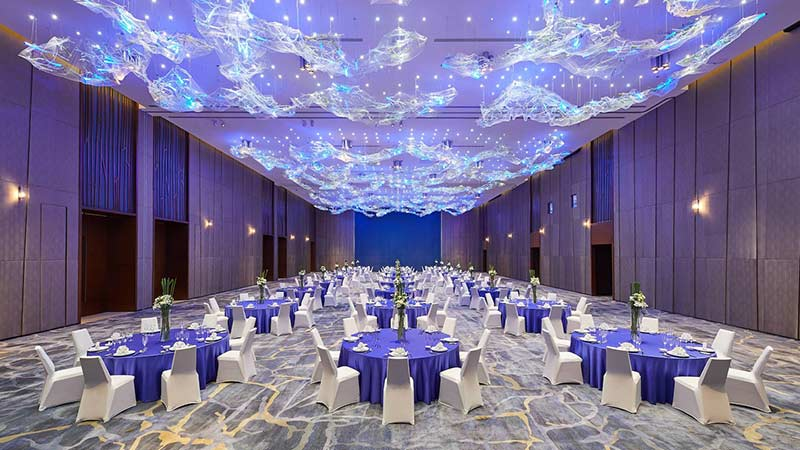 Unique Creative Out Of World Asia Wedding Venues 6
