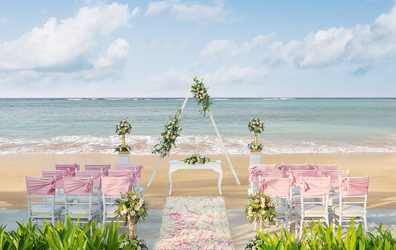 bali wedding venue package rates pricing tropical oceanside beach 4