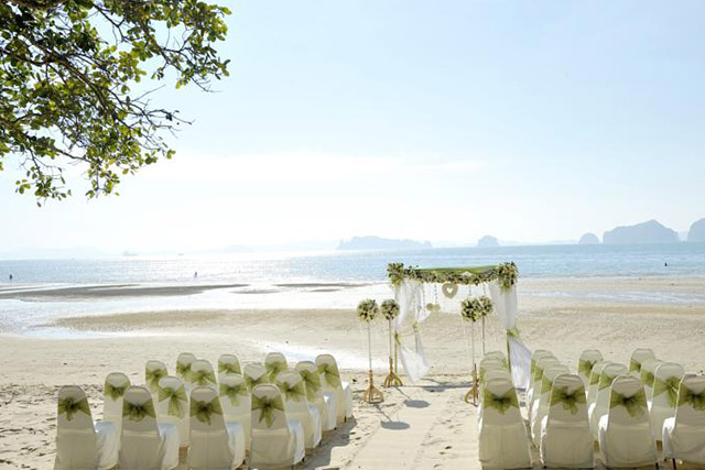 Things to Consider Before Booking your Destination Wedding Venue Anyavee Tubkaek Beach Resort 1