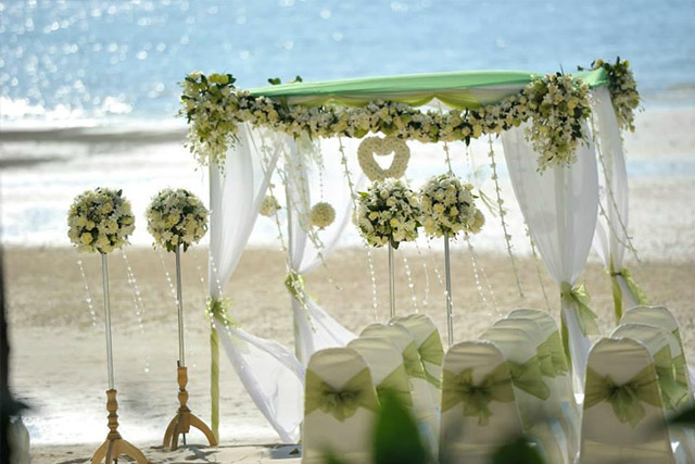 Things to Consider Before Booking your Destination Wedding Venue Anyavee Tubkaek Beach Resort 2