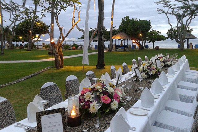 Things to Consider Before Booking your Destination Wedding Venue Nusa Dua Beach Hotel Spa 2