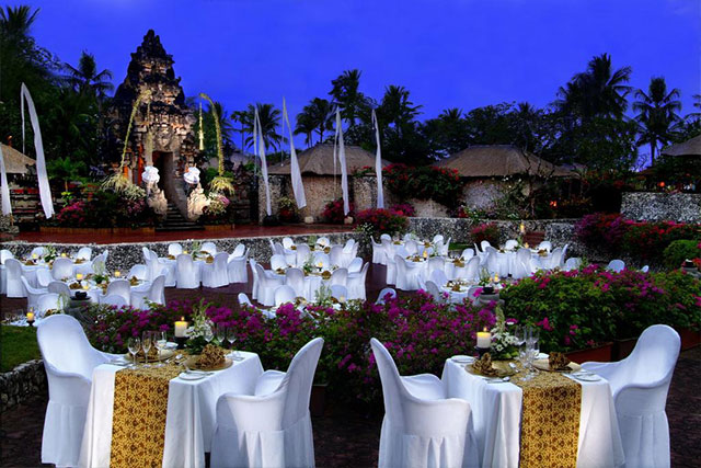 Things to Consider Before Booking your Destination Wedding Venue Nusa Dua Beach Hotel Spa 3