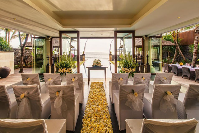 Things to Consider Before Booking your Destination Wedding Venue The Legian Bali 2