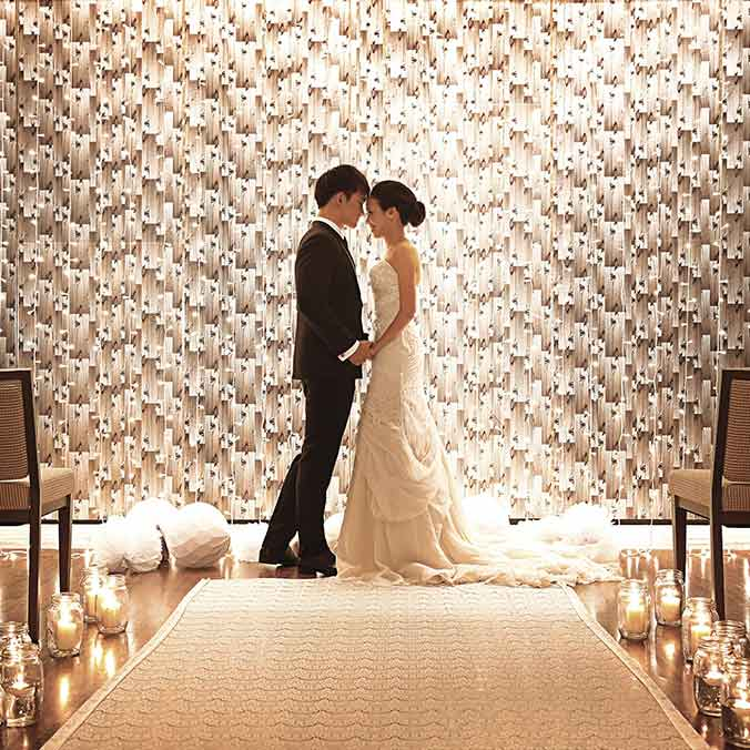 Venue Review: Top 5 Amazing Spots to get Married at the Grand Hyatt Singapore