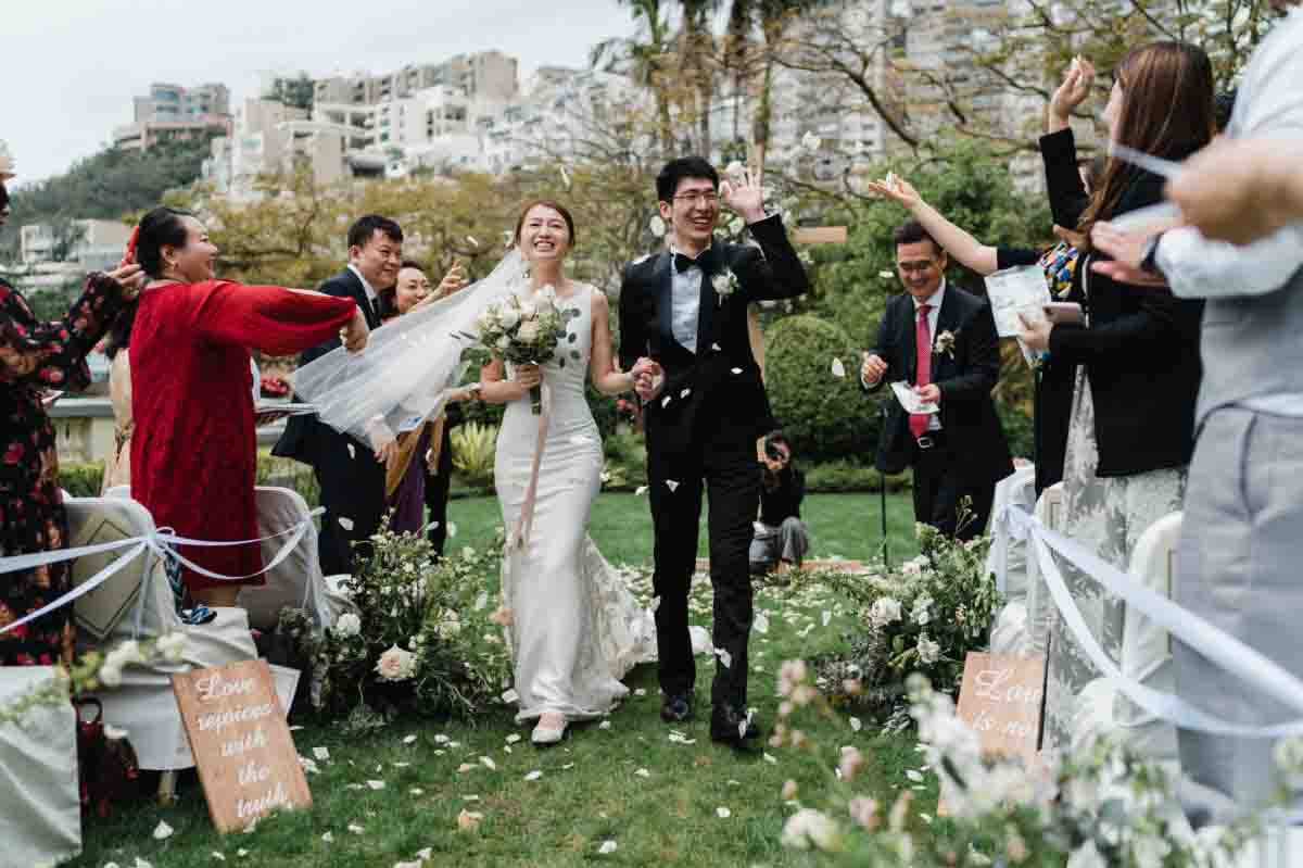 Hong Kong Wedding Venues: 15 Outdoor (or Just Unique!) HK Wedding Venues You'll LOVE - Asia Wedding Network