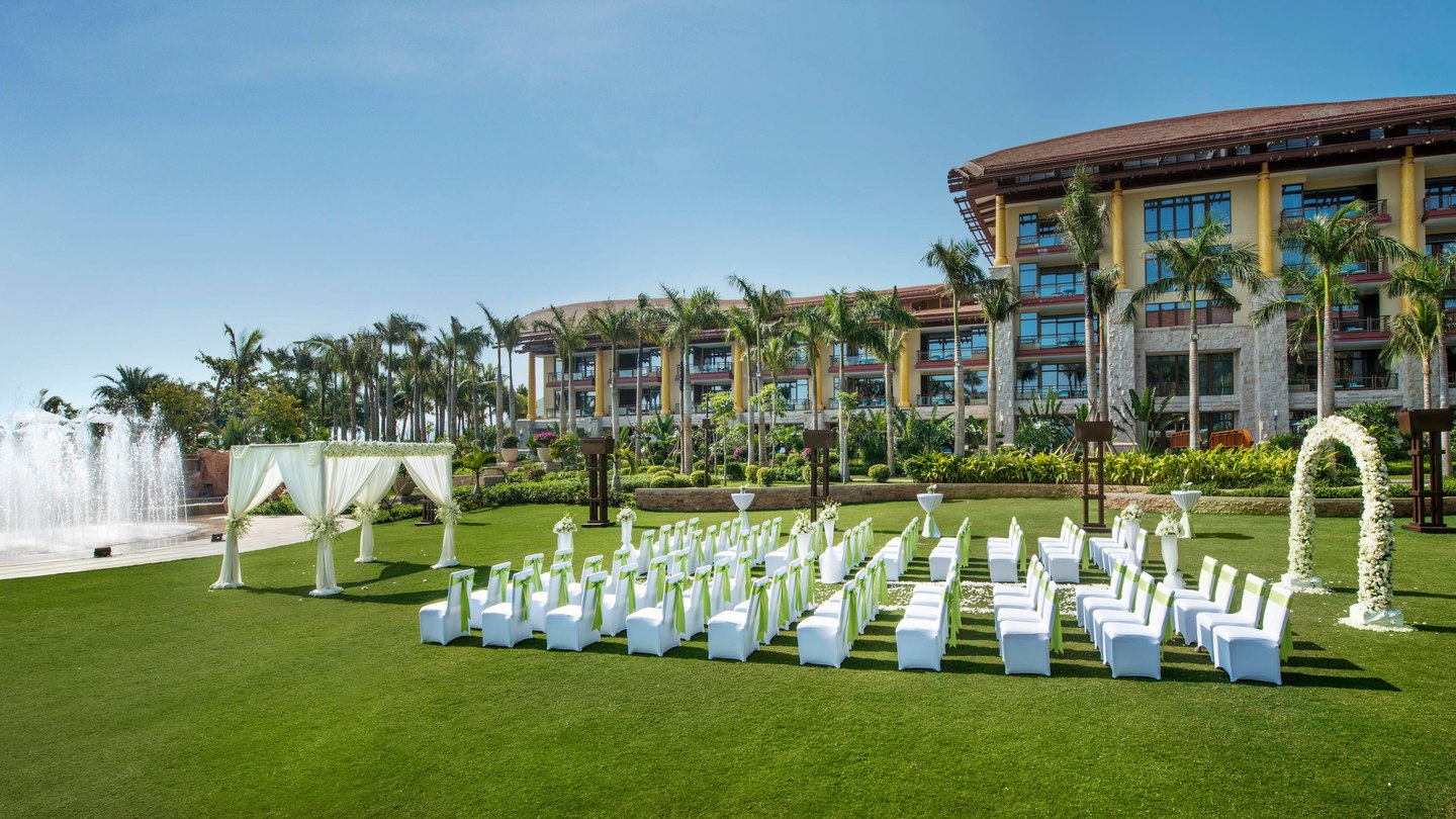 Sanya Wedding Venue 1