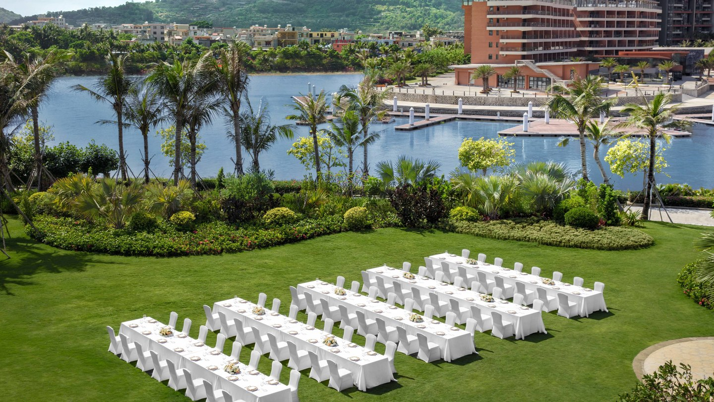 Sanya Wedding Venue 3