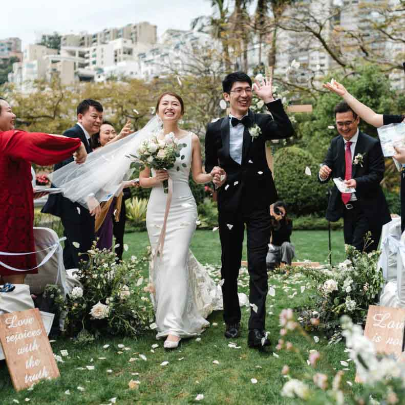 Hong Kong Wedding Venues: 15 Outdoor (or Just Unique!) HK Wedding Venues You'll LOVE