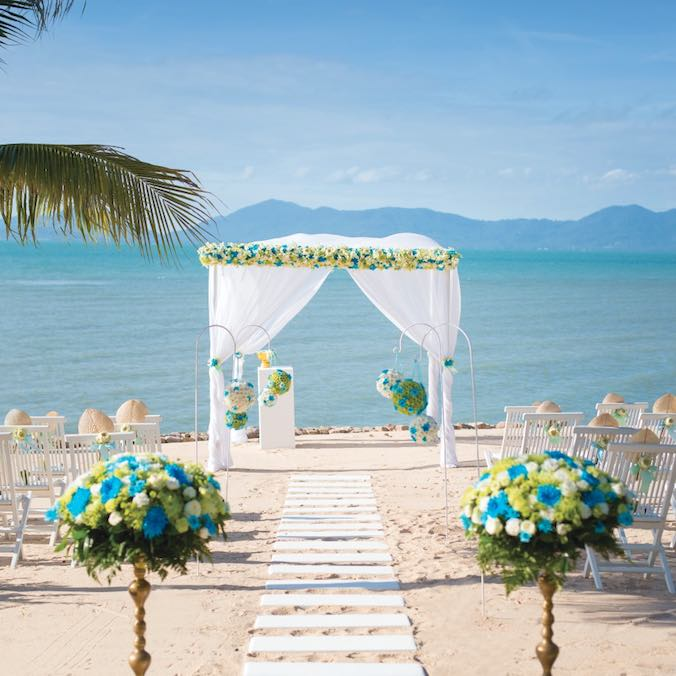 Belmond Napasai Koh Samui Weddings: Here's Exactly What It's Like to Host Your Wedding Here