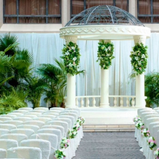 5 Garden Wedding Venues (With Banquet Ballrooms) in the City! We Cover Hong Kong, Macau, Singapore & Taipei