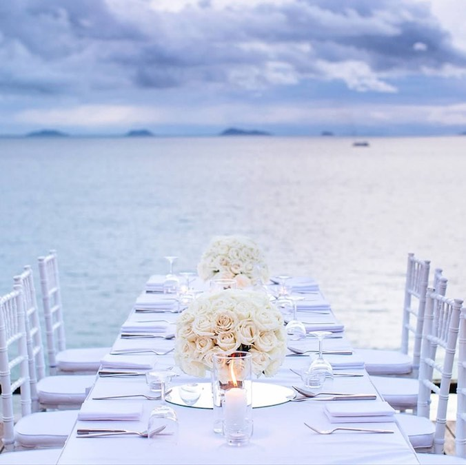 Venue in the Spotlight: 17 Reasons to get Married at the InterContinental Samui Baan Talin Ngam Resort in Koh Samui, Thailand