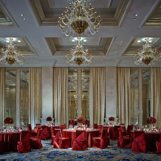 6 Macau Hotels Offering Early Bird Discounts For Your Dream Wedding Banquet