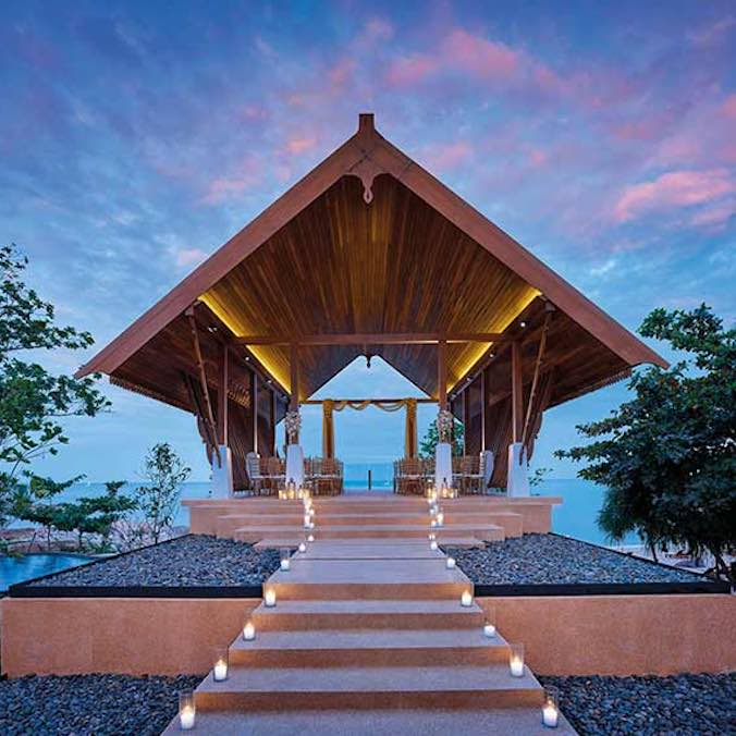 17 Thailand Wedding Resort Venues We're Currently Obsessing Over and Why