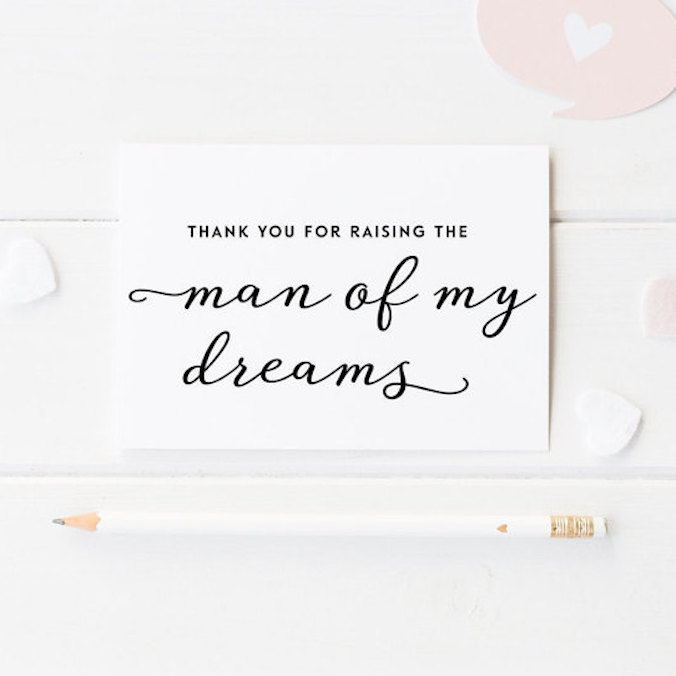Mother-in-law Mother's Day Cards: 15 Adorable (and Very Appropriate) Things to Write