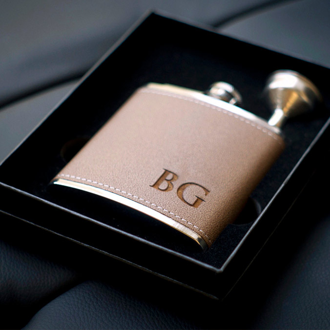 Flask Anyone? Here's 13 Unique Groomsmen Gifts They'll Love