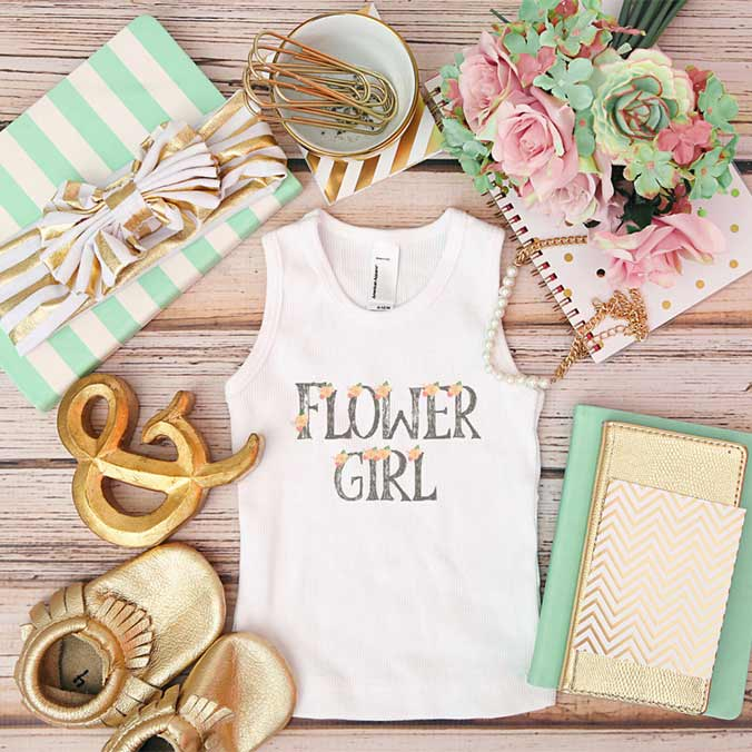 Flower Girl Gift Ideas: 15 Charming Ideas They'll Love