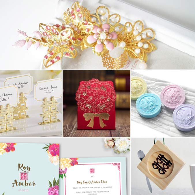 8 Wedding Decorations That'll Turn Your Chinese Wedding Into a Chic & Stylish Affair