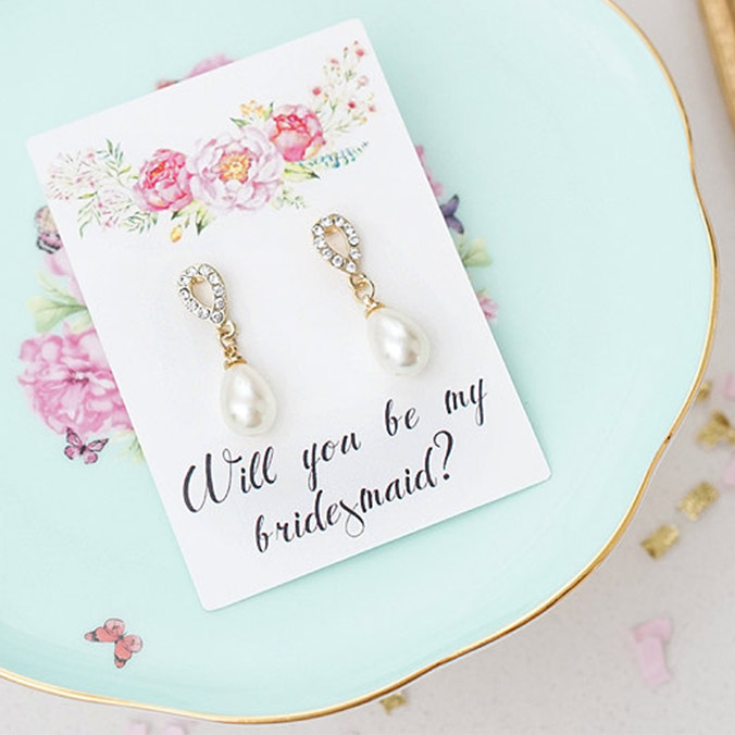Propose to Your Bridesmaids With These 13 Super Cute Gifts