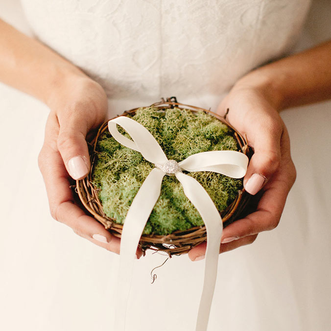 11 Ways You Can Be an Eco-Friendly Bride