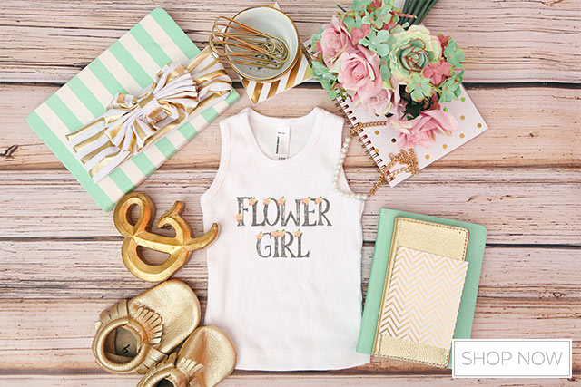 Charming Gift Ideas for your Flower Girls 19