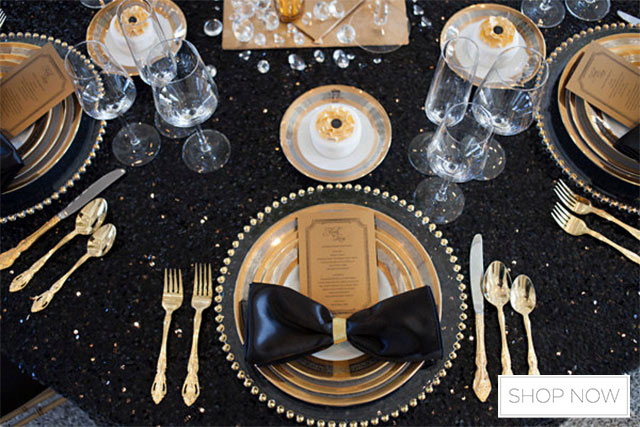 9 wedding ideas to re create a lavish great gatsby inspired wedding the great gatsby themed wedding decoration 6 junglespirit Image collections