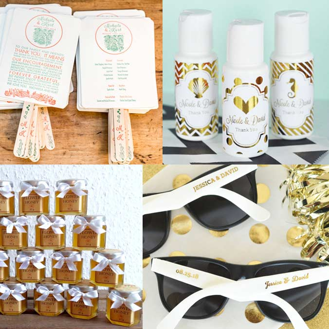 9 Summer Wedding Favors That Will Definitely Impress Your Guests