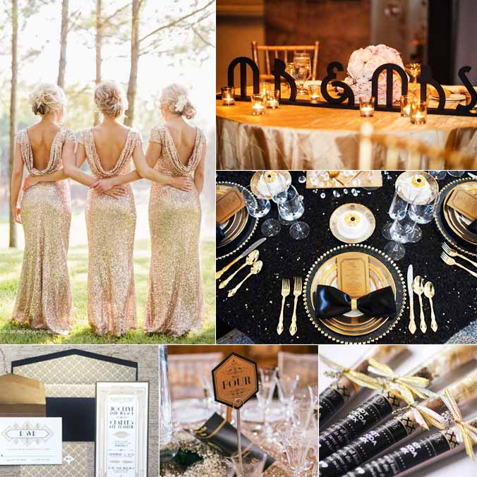 9 Wedding Ideas To Re Create A Lavish Great Gatsby Inspired Asia Network