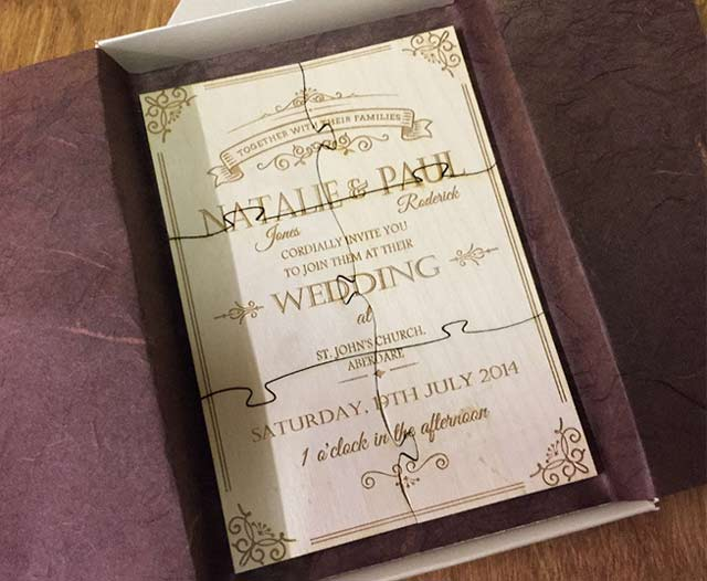 13 Alternatives to Traditional Wedding Invitations Asia Wedding – Traditional Wedding Invite