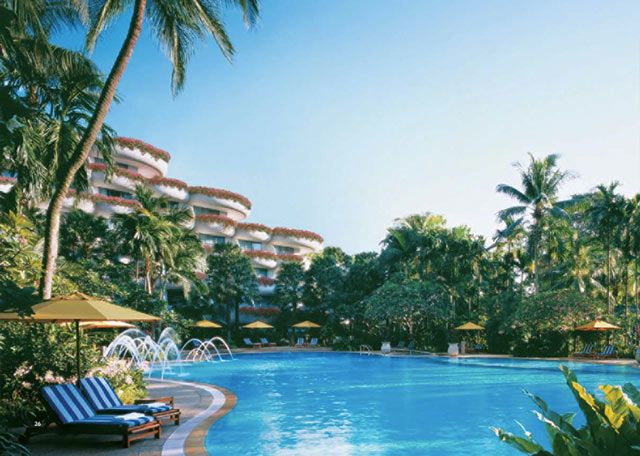 Valentines Day Hotel Packages Shangri la Singapore
