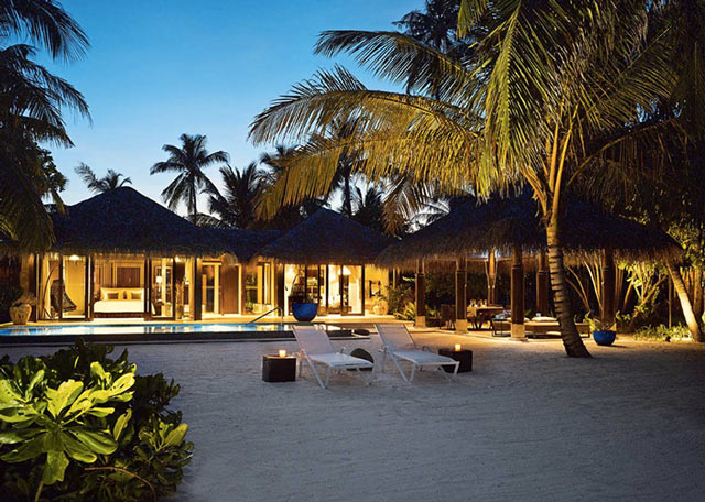 Valentines Day Hotel Packages Velaa Private Island