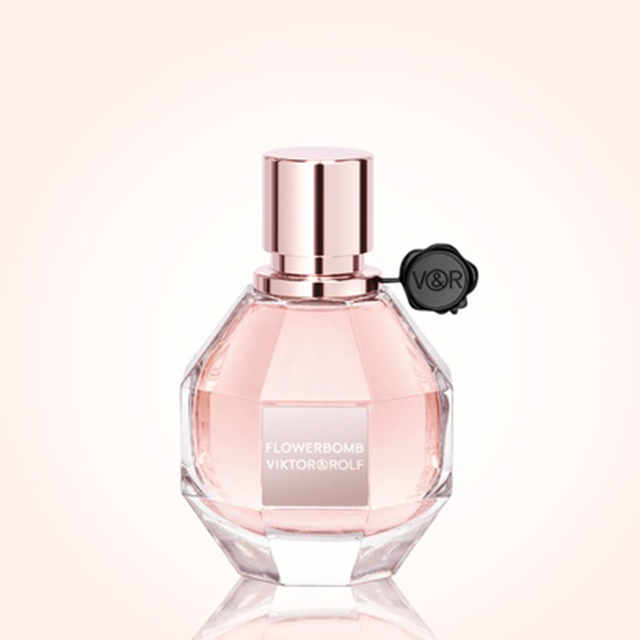 Valentines Day Luxury Perfumes for Date Night Flowerbomb by Viktor and Rolf