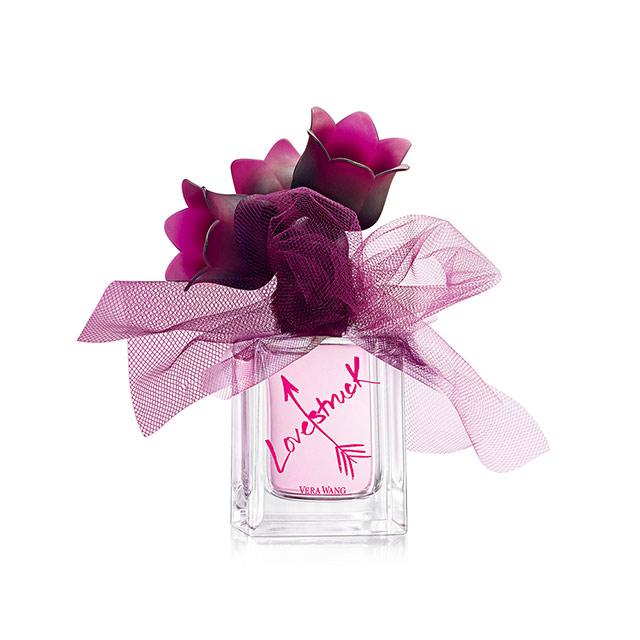 Valentines Day Luxury Perfumes for Date Night Lovestruck by Vera Wang