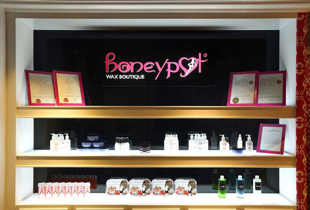 Waxing Hair Removal Salon Honeypot 2