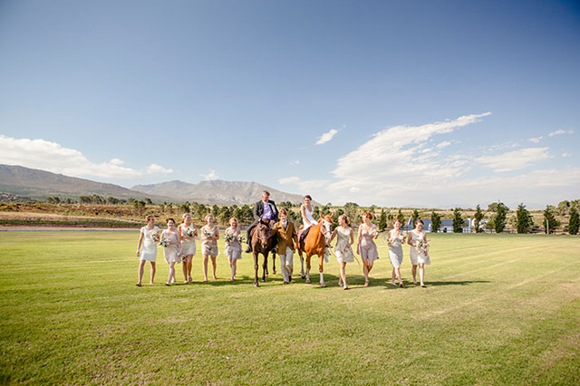 13 Unconventional Wedding Entertainment Ideas To Make Your Wedding  Memorable Elegant Horseback Riding