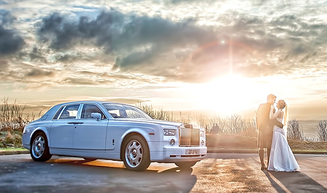 Luxury Cars For Wedding Transportation That Will Stun Your Bride 18