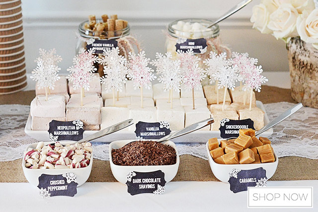 Create A Winter Wonderland Wedding Theme With These 11 Magical Decor