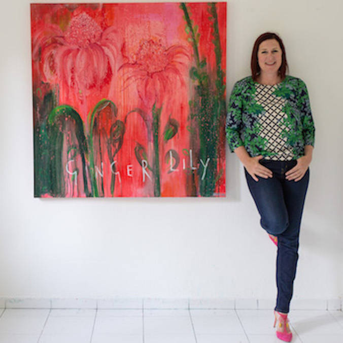 8 Reasons Why Brides Love Singapore Artist, Clare Haxby