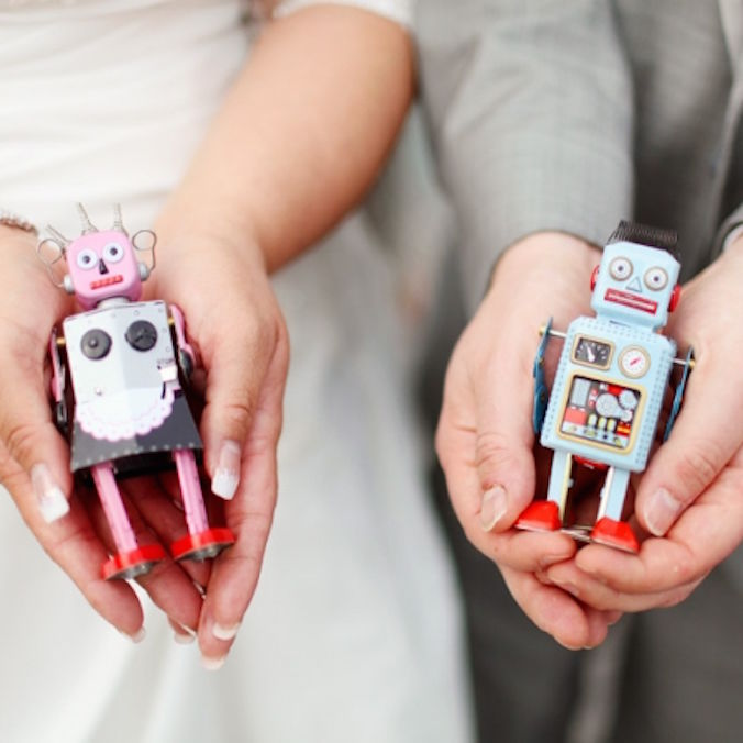 5 Ways Couples are Using Robots in Their Weddings