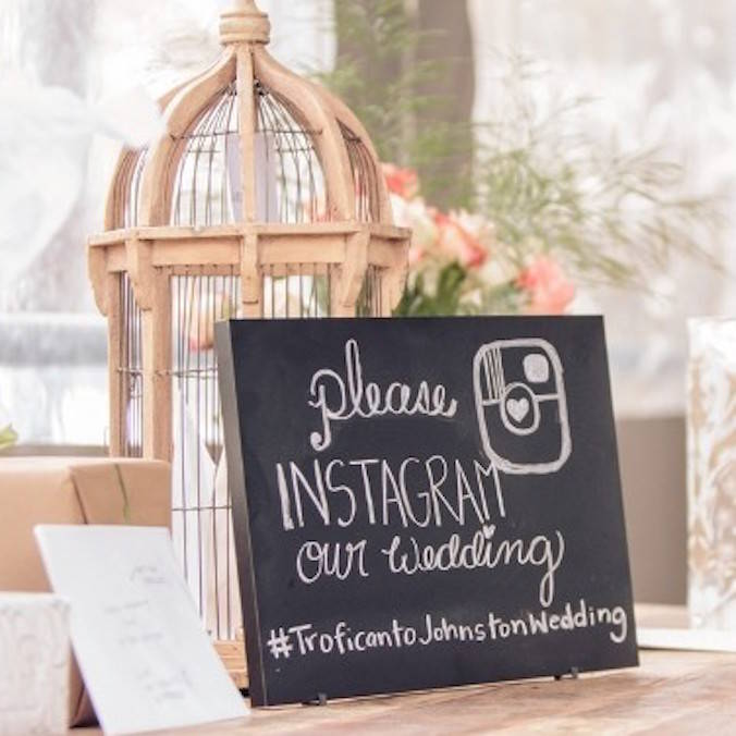 9 Things to Think About When Coming Up With Your #WeddingHashtag!