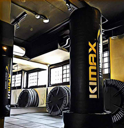 Kimax Boxing Class Slimming and Toning Package, High-Intensity For Bride And/Or Groom