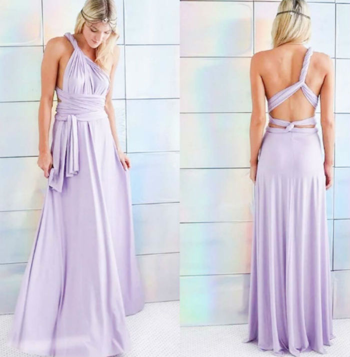 Convertible Multiway Wrap Bridesmaids Dresses-2 精選靈感剪貼簿照片