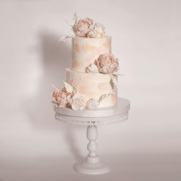 2 or 3-tiered Naked Cake for 40-45 guests-2