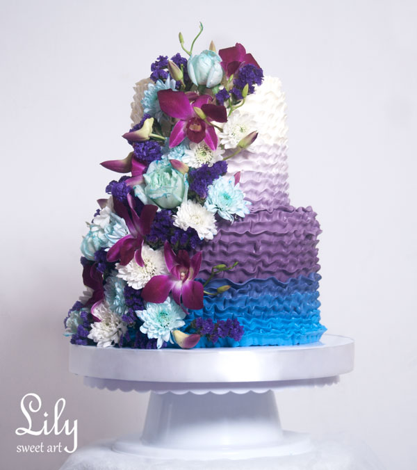 Wedding Cakes by Lily - Company Logo
