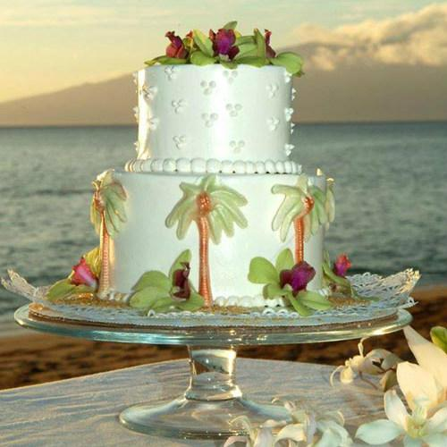 Maui Wedding Cakes--Maui-Hawaii