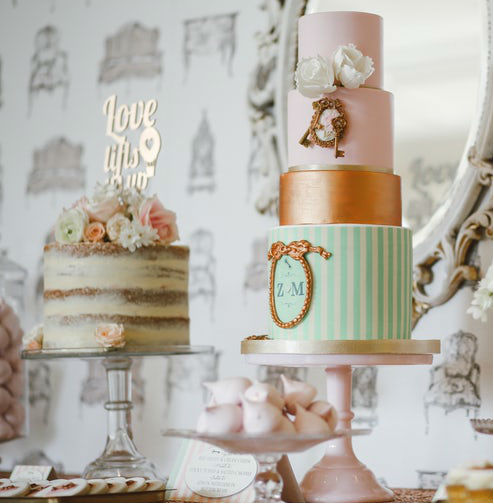Featured Vendor -  WOW Wedding Cakes-Cakes & Catering-Taipei-