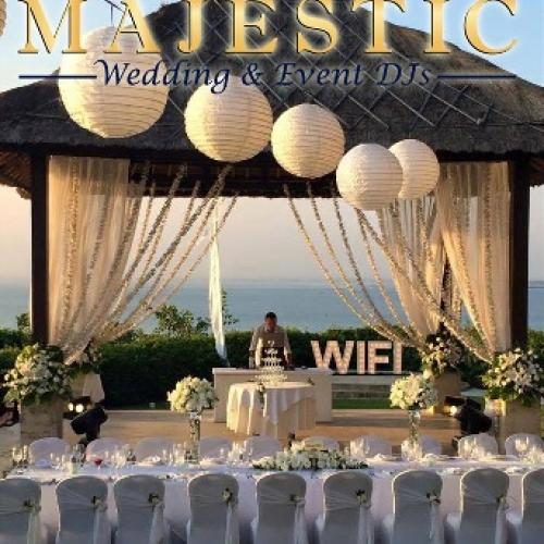 Majestic premier wedding DJs--Bali-Bali