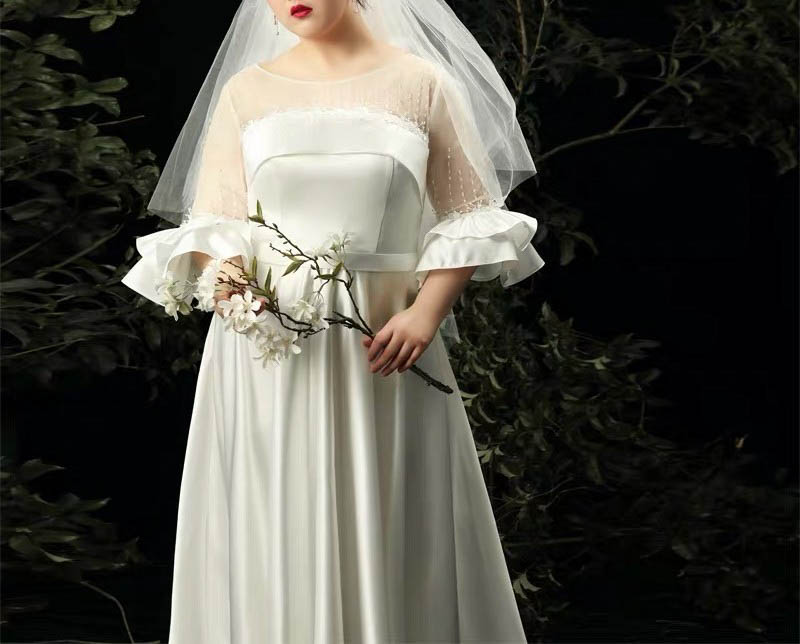 -Plus Size Wedding Dresses & Evening Gowns-4 Featured Public Inspiration Board Photos