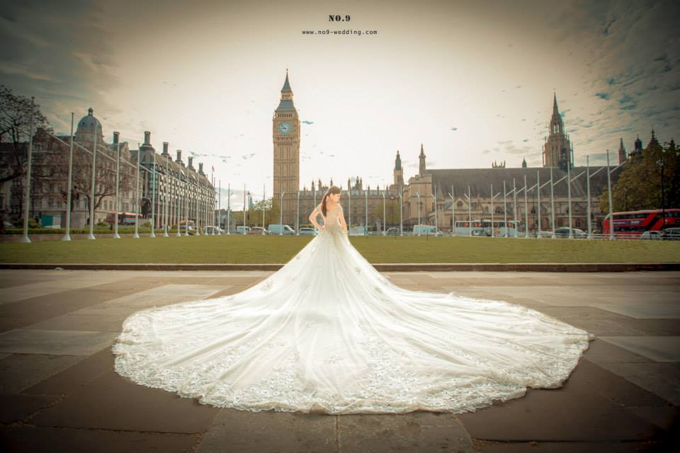 NO9 Wedding Dress