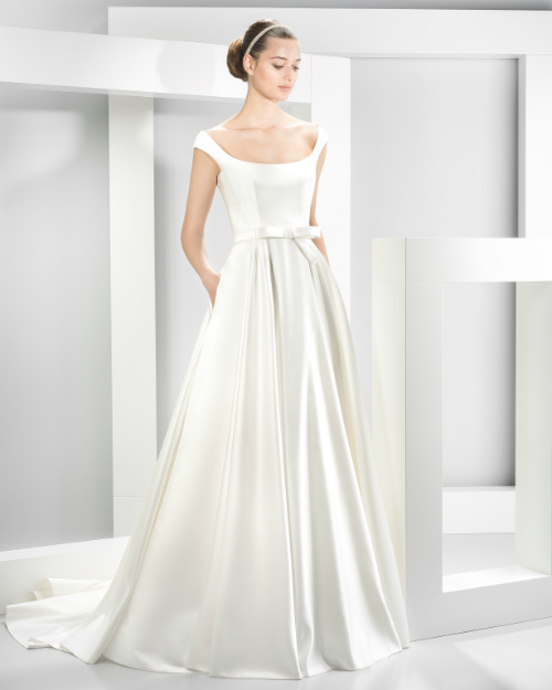 Rental 2 Brand Name Wedding Dress + 1 Red Evening Gown-12